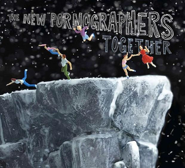 Together - THE NEW PORNOGRAPHERS - MATADOR