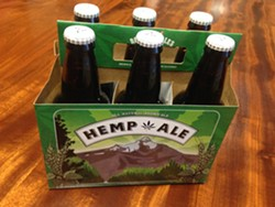 "Humboldt Brewing Co., formerly Nectar Ales, is redesigning its packaging to more prominently showcase the company's Humboldt roots. The older labeling, pictured above, will be replaced with scenes of redwood trees, ferns and the word ""Humboldt"" scrawled in cursive."