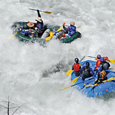 Salmon River Race