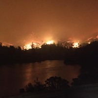 As Carr Fire Threatens Redding, 299 Remains Closed, Smoke Advisories Issued
