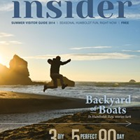 Humboldt Insider Summer 2014