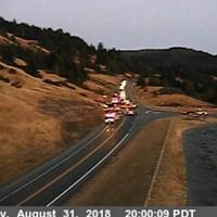 SR 299 Lanes Reopen after Crash