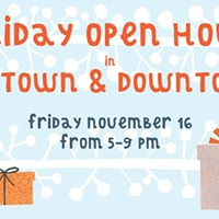 Old Town/Downtown Holiday Open House