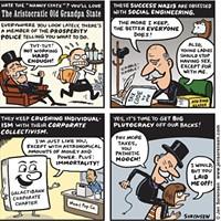 The Aristocratic Old Grandpa State