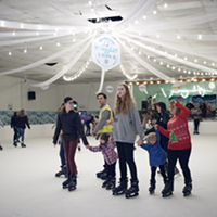 Last Skate: Photos from the Ferndale Ice Rink