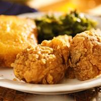Charles Washington Soul Food Dinner,