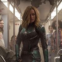 <i>Captain Marvel</i> Overcomes the Hero Complex