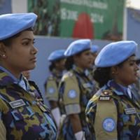 Women, War and Peace on KEET-TV
