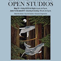 North Coast Open Studios 2019