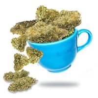 The Cannabis Cup Runneth Over