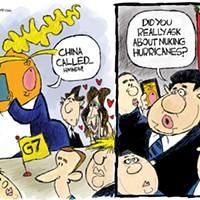 China Called...