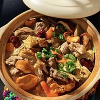 Chinese Lamb Stew