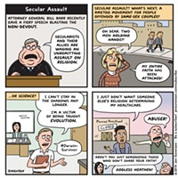 Secular Assault