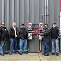 Yurok Tribe Celebrates Solar Power System