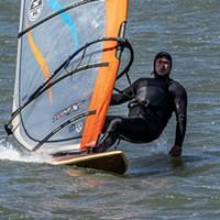 Photos: Windsurfing Humboldt Bay