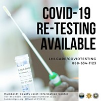 Public Health: COVID-19 Tests Only a 'Snapshot in Time'
