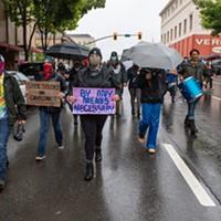 More Photos of George Floyd, Black Lives Matter Protest in Eureka