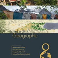 Birth Announcement: It's an HSU Geography Magazine!