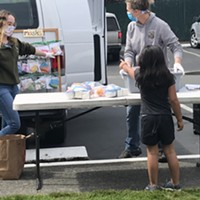Food for People, Local Districts Work Together to Continue Bringing Children Lunches During the Summer