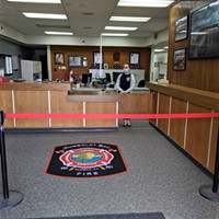 Humboldt Bay Fire Station 1 Reopens to the Public