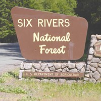 Fire Safety Reminders for Six Rivers National Forest