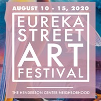 Eureka Street Art Festival Announces Artists for Third Annual Event