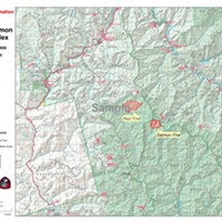 UPDATE: Red Salmon Complex Remains at Zero Containment