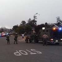 UPDATING: McKinleyville Standoff Ends After 2 Hours