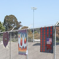 "Playhouse Arts/equity arcata Present ""Art on the Fence"""
