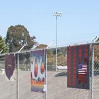 "Playhouse Arts/equity arcata Present ""Art on the Fence"""