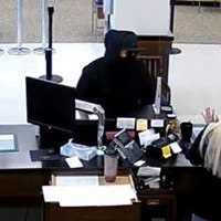 EPD Searching for 'Armed and Dangerous' Bank Robbery Suspects