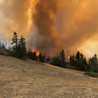 August Complex Spreads 40K Acres, Forces New Evacuations
