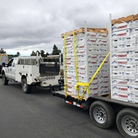 Blue Lake Rancheria Delivers Food to Karuk Tribal Members 'Devastated' by Slater Fire