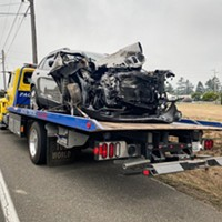 Police Investigating Fatal Single Car Crash in Eureka