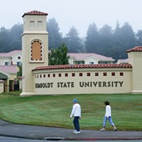 After COVID Restricts Contact Sports in Santa Clara County, HSU Provides Space for San Jose State University Football Team to Practice