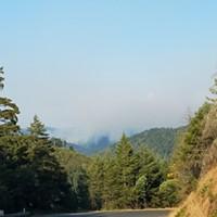 Hazardous Air Quality in Hoopa