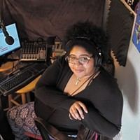Black Voices Humboldt Wins Radio Mercury Award