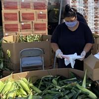 Food for People Rebuilds