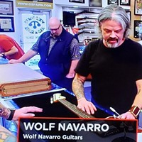 Local Luthier's 'Pawn Star'-dom