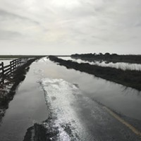 Another Round of Coastal Flooding Hits Today