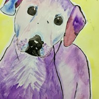 MMS Art Students Partner with Sequoia Humane Society