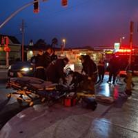 Pedestrian Injured After Struck by Vehicle in Eureka