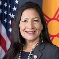 Yurok Tribe and Huffman Celebrate Biden's Nomination of New Mexico Rep. Deb Haaland to Secretary of Interior