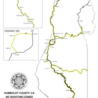Sheriff's Office Fielding Rash of Illegal Target Shooting Reports on the Eel
