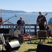 Eureka's Summer Concert Series Returns this Thursday