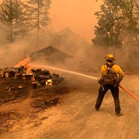 Fire Updates: SR 36, 299 Closed Due to Fires, Red Flag Warning in Effect this Afternoon