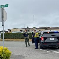 FOURTH UPDATE: Suspect in McKinleyville Standoff Surrenders