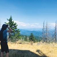 Sea To Summit: Grasshopper Peak