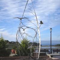 Hot Bird: Public Sculpture Theft in Eureka