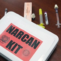 Life-Saving Librarian, Narcan Prevent Overdose Death